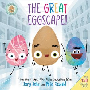 Cover image - The Good Egg Presents: The Great Eggscape!