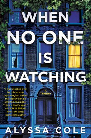 Cover image - When No One Is Watching