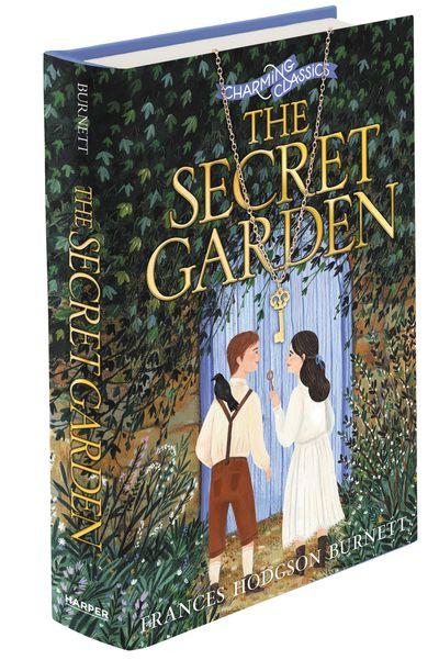 The Secret Garden Book & Charm