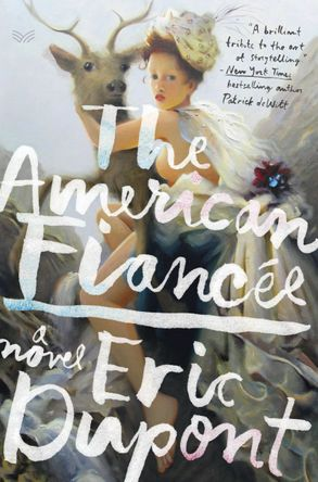 Cover image - The American Fiancee