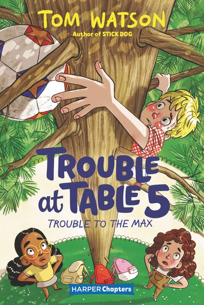 Trouble at Table 5 #5