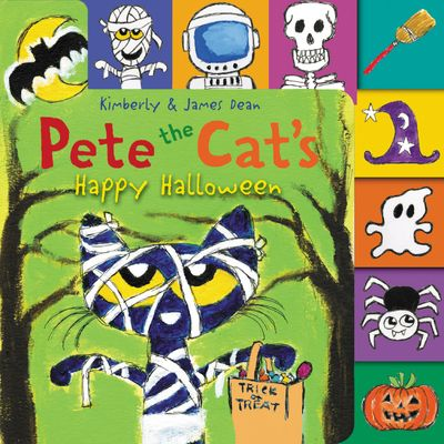 Pete the Cat's Happy Halloween