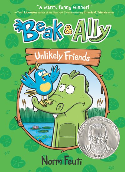 Beak & Ally #1