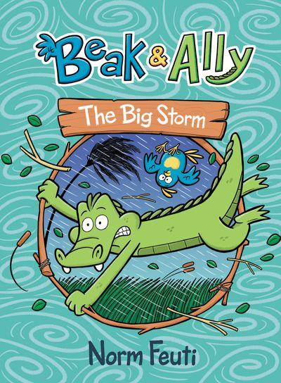 Beak & Ally #3: The Big Storm