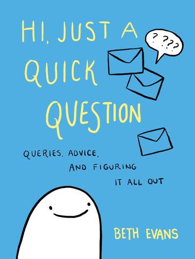 Hi, Just a Quick Question  KF8