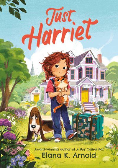 Just Harriet