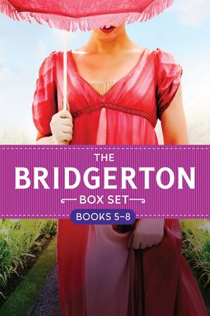 Bridgerton Box Set 5-8