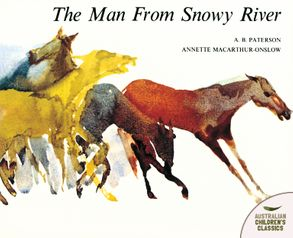 Cover image - The Man from Snowy River