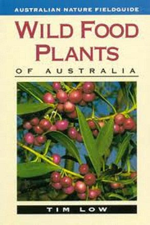 Cover image - Wild Food Plants of Australia