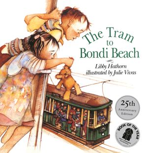 Cover image - The Tram to Bondi Beach