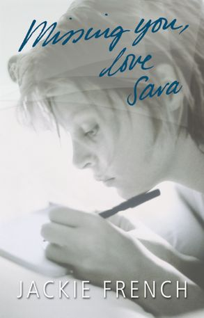 Cover image - Missing You, Love Sara