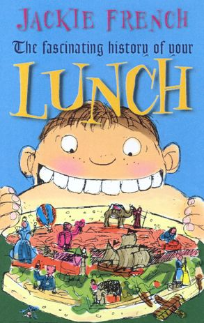 Cover image - The Fascinating History of Your Lunch