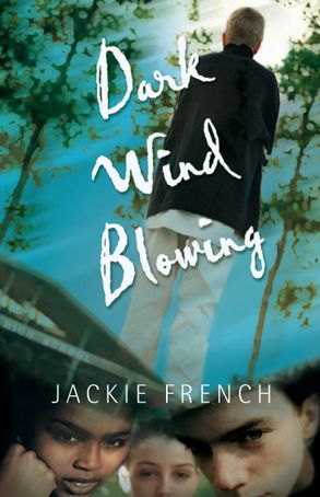 Cover image - Dark Wind Blowing