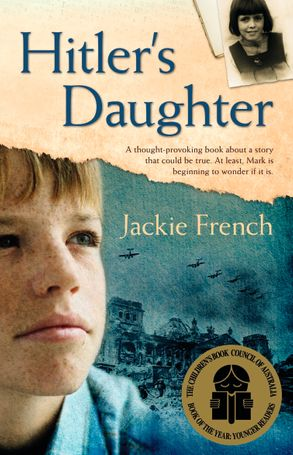 Cover image - Hitler's Daughter