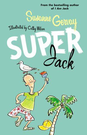 Cover image - Super Jack