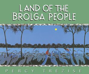 Cover image - Land of the Brolga People