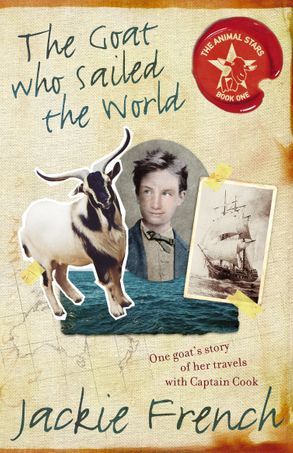 Cover image - The Goat Who Sailed The World