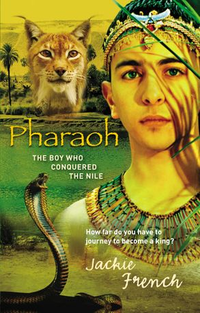 Cover image - Pharaoh
