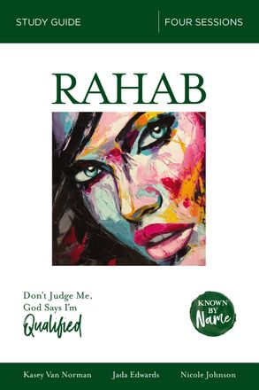 Cover image - Known By Name: Rahab