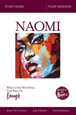 Cover image - Known By Name: Naomi