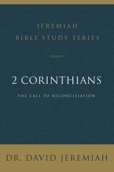 2 Corinthians: The Call To Reconciliation