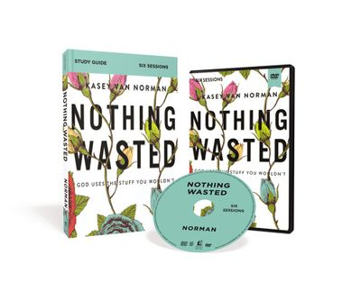 Nothing Wasted Study Guide With DVD