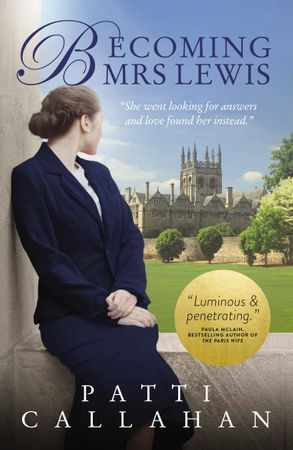 Cover image - Becoming Mrs. Lewis: The Improbable Love Story Of Joy Davidman And C. S.Lewis