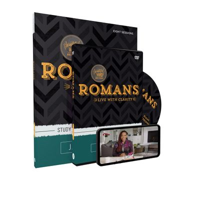 Romans Study Guide with DVD