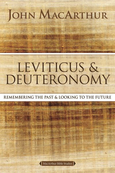 Leviticus and Deuteronomy