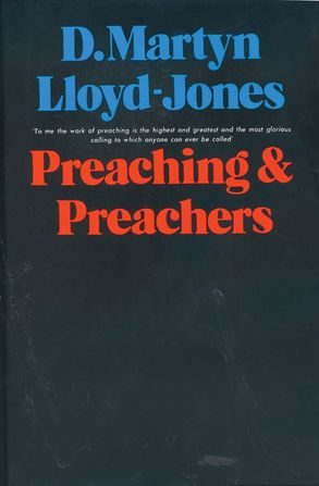 Cover image - Preaching And Preachers