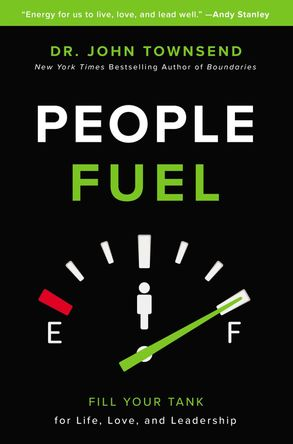 Cover image - People Fuel: Fill Your Tank For Life, Love, And Leadership