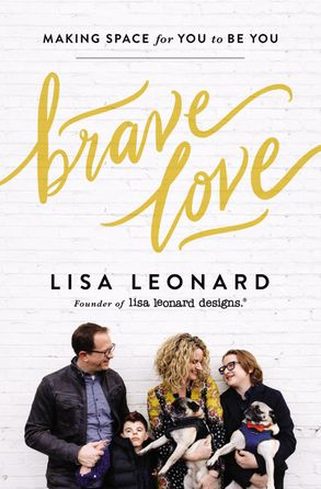 Cover image - Brave Love: Making Space For You To Be You