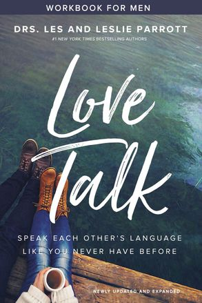 Cover image - Love Talk Workbook For Men: Speak Each Other's Language Like You Never Have Before