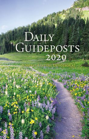 Cover image - Daily Guideposts 2020: A Spirit-Lifting Devotional
