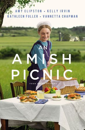 Cover image - An Amish Picnic: Four Stories