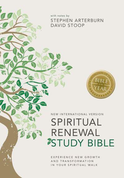 NIV Spiritual Renewal Study Bible: Experience New Growth and Transformation in Your Spiritual Walk
