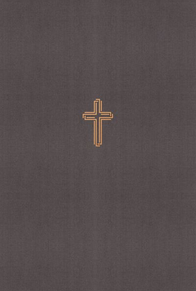 NASB Thinline Bible Red Letter Edition [Grey]