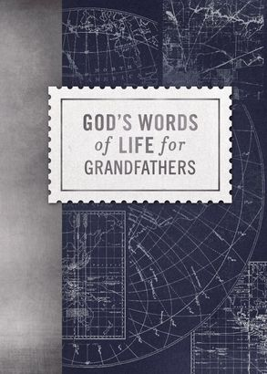 Cover image - God's Words Of Life For Grandfathers