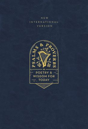 Cover image - NIV Psalms And Proverbs [Navy]