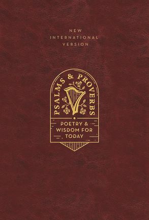 Cover image - NIV Psalms And Proverbs [Burgundy]
