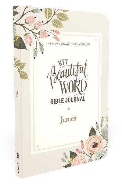 NIV Beautiful Word Bible Journal, James, Comfort Print
