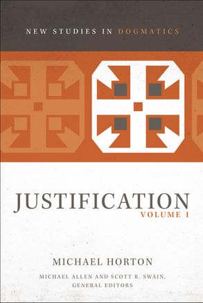 Cover image - Justification Volume 1