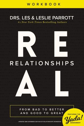 Cover image - Real Relationships Workbook: From Bad To Better And Good To Great