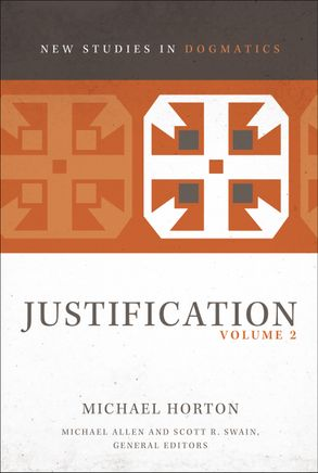 Cover image - Justification Volume 2