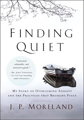 Cover image - Finding Quiet: My Story Of Overcoming Anxiety And The Practices That Brought Peace