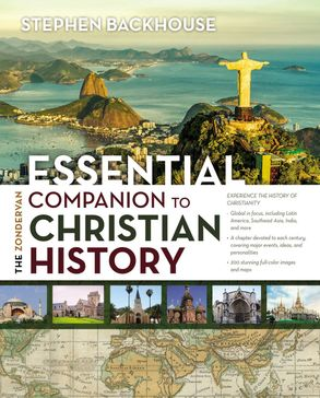 Cover image - Zondervan Essential Companion To Christian History
