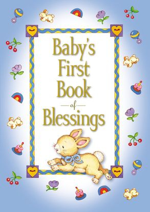 Cover image - Baby's First Book Of Blessings