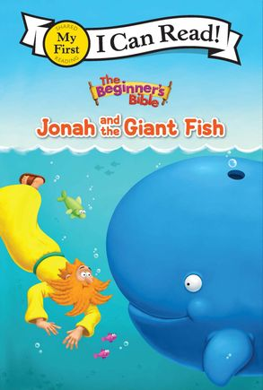 Cover image - The Beginner's Bible Jonah and the Giant Fish