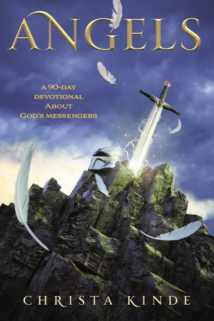 Angels A 90 Day Devotional About Gods Messengers HarperCollins