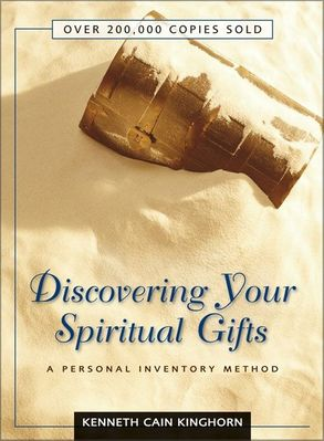 Cover image - Discovering Your Spiritual Gifts: A Personal Inventory Method